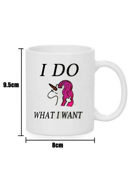 Bol Licorne - I do what i want - Taille
