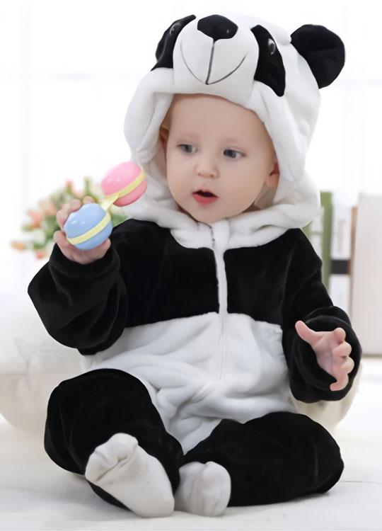 Pyjama Bébé Panda 2