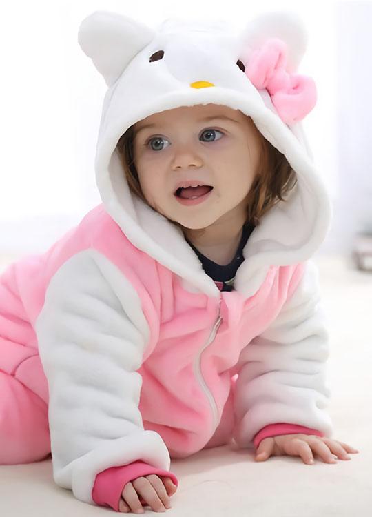 Pyjama Bébé Rose