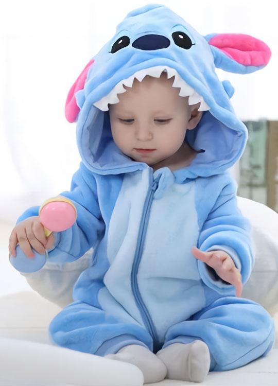 Pyjama Combinaison Bébé Stitch 3