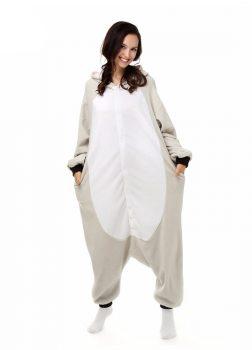 Pyjama Combinaison Koala Vue De Face