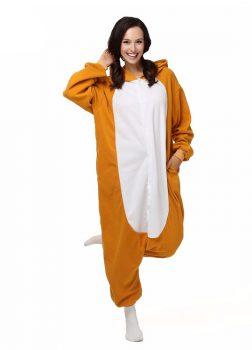 Pyjama Combinaison Ours Vue De Face