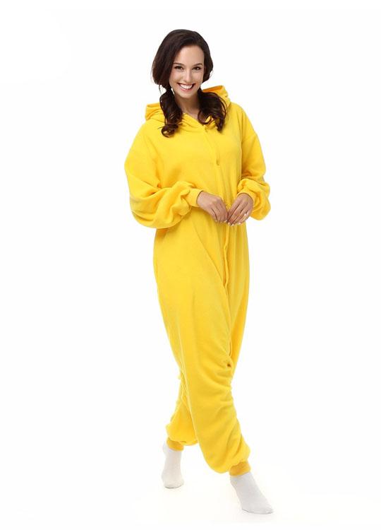 Pyjama Combinaison Pikachu Vue De Face