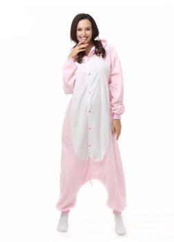 Pyjama Combinaison Souris Vue De Face