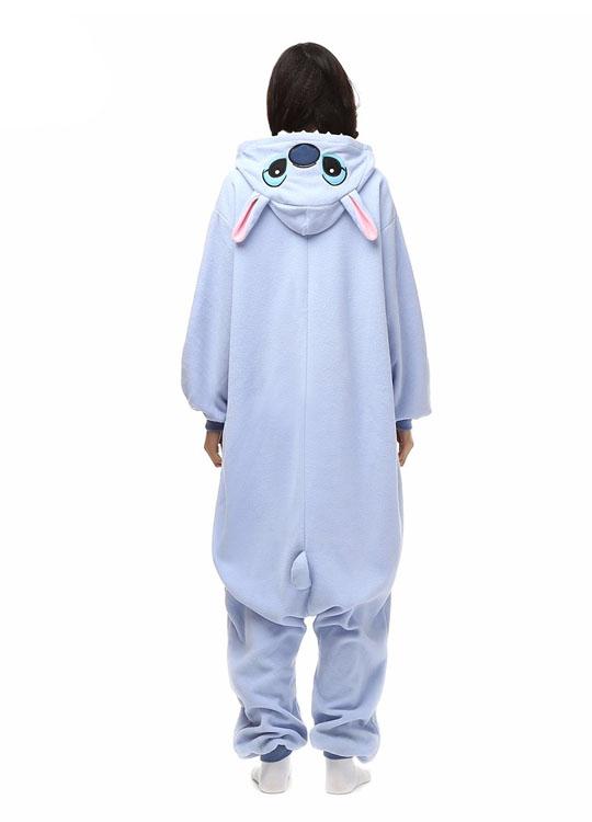 Pyjama Combinaison Stitch Vue De Dos