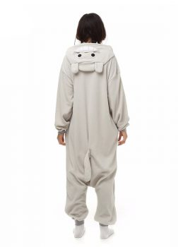 Pyjama Combinaison Totoro Vue De Dos