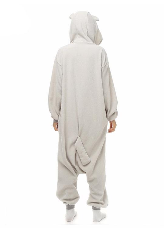 Pyjama Combinaison Totoro Vue De Dos Avec Capuche