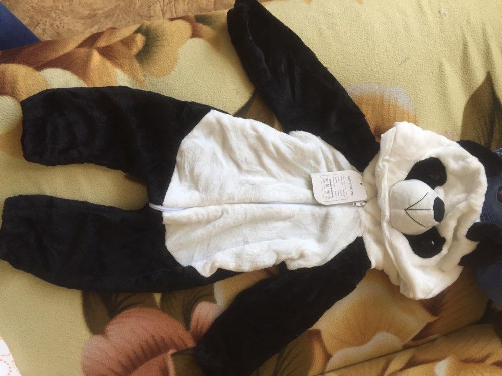 Barboteuse Panda Bébé photo review