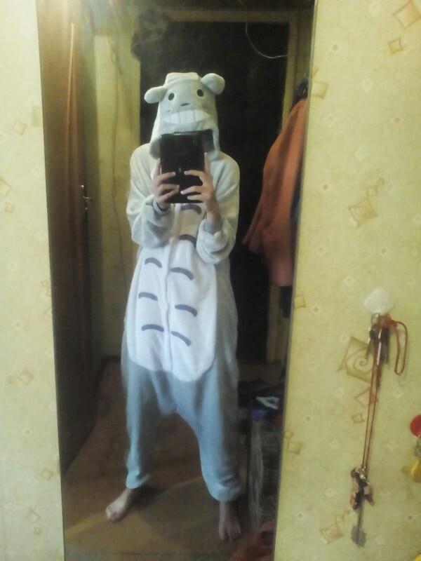 Pyjama Totoro photo review