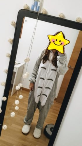 Pyjama Totoro photo review