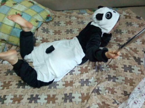 Pyjama Panda photo review