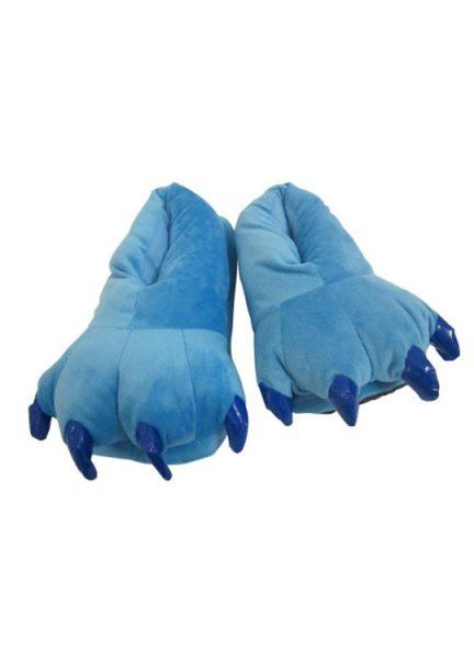 Chaussons Animal Bleu