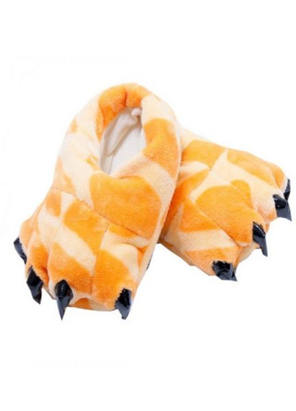 Chaussons Girafe