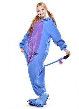 Pyjama Bourriquet - Vue de Coté