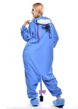 Pyjama Bourriquet - Vue de Dos