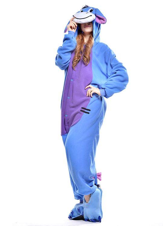 Pyjama Bourriquet - Vue de Face 2