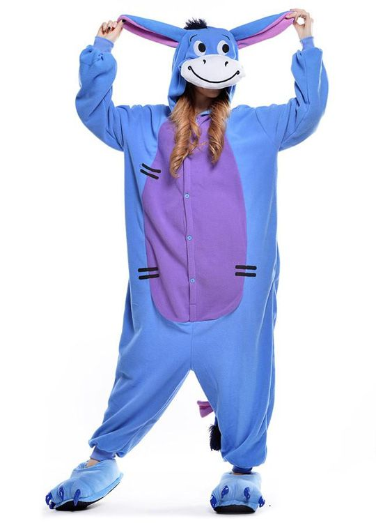 Pyjama Bourriquet - Vue de Face