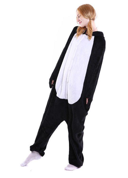 Pyjama Pingouin - Vue de Coté