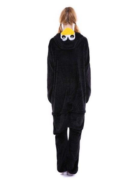 Pyjama Pingouin - Vue de Dos
