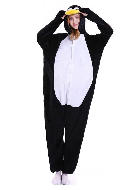 Pyjama Pingouin - Vue de Face