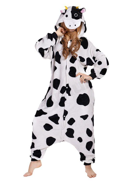 Pyjama Vache - Vue de Face