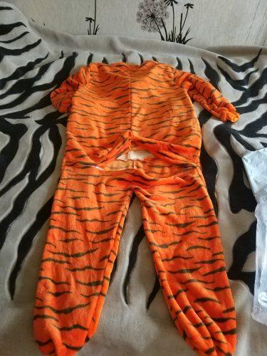 Pyjama Barboteuse Tigre photo review