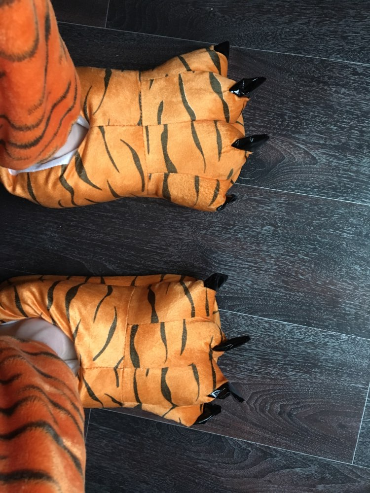 Chaussons Tigre photo review