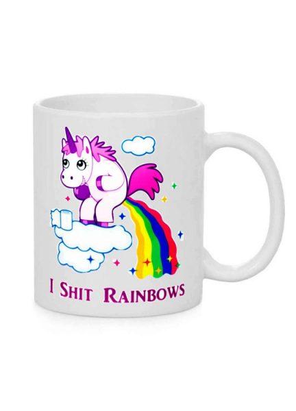 Tasse Licorne - Rainbow