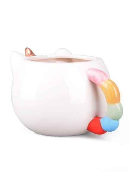 Mug Licorne - Vue de Dos