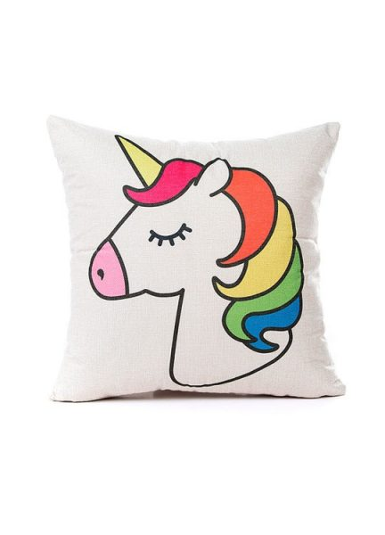Coussinet Licorne - Rainbow